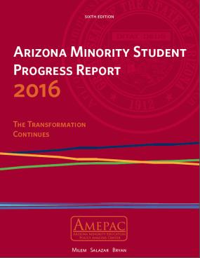Photo of Arizona Minority Student Report 2016