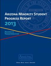 Photo of Arizona Minority Student Report 2013