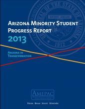 Photo of Arizona Minority Student Report 2013