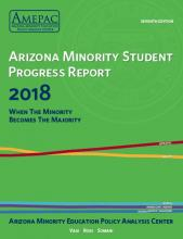 Photo of Arizona Minority Student Report 2018 Cover